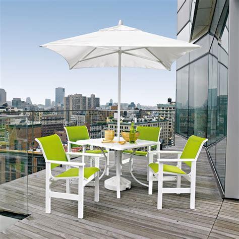 telescope patio furniture covers telescope casual leeward mgp sling cafe set tc leeward set6