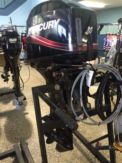 Used Outboard Motors For Sale Ottawa by Mercury 50 Hp 2008 Used Outboard For Sale In Ottawa