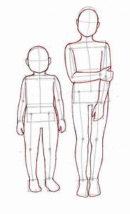 Anime Body Templates For Drawing At Getdrawings