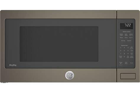 ge profile slate countertop microwave oven peseles
