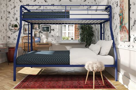 twin  full bunk bed assembly instructions