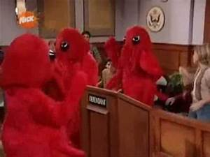 Court Dismissed, bring in the dancing lobsters - YouTube