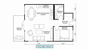 Calculate The Total Area Of A Floor Plan