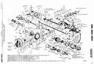 Ford F 250 Front End Parts Diagram