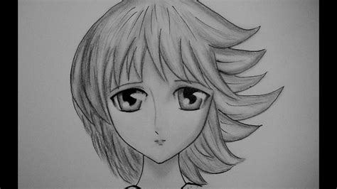 como dibujar  rostro manga dibujar rostro manga de mujer youtube