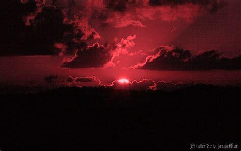 el taller de la brujamar nuevos paisajes fondos rojos