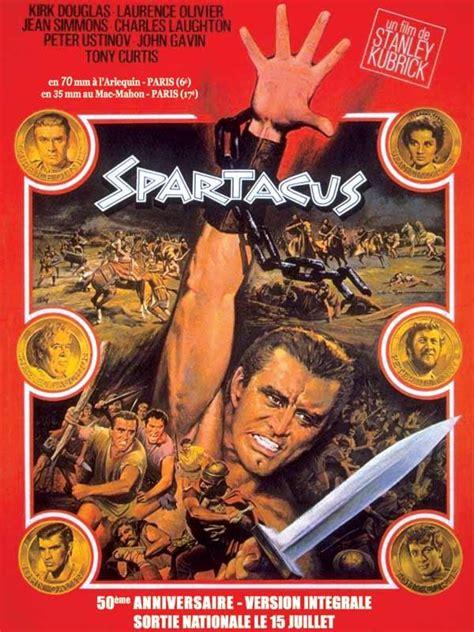 spartacus de stanley kubrick  voir