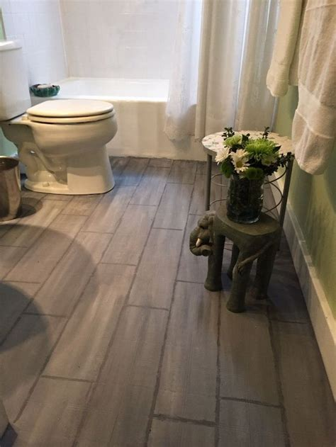 bathroom floor idea bathroom floor tile or paint hometalk