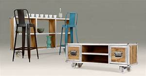 Home storage solutions resembling vintage luggage trunks ...