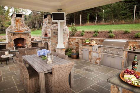 Cool Patio Designs by Five Popular Design Features For Outdoor Entertaining