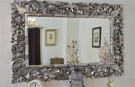Ornate Bathroom Mirrors by 2019 Best Of Ornate Mirrors