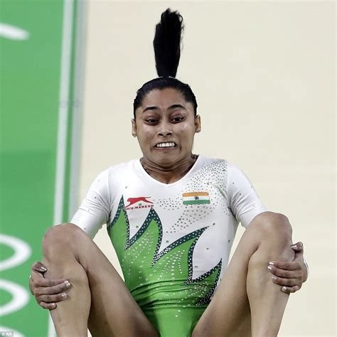 Hilarious Images Photos Of Olympic Gymnasts Pulling Hilarious Faces At