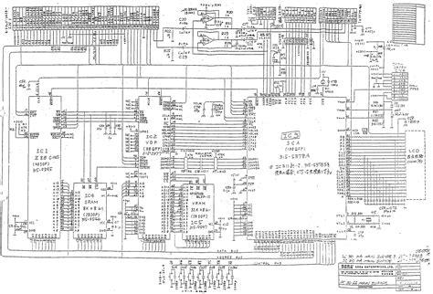 schematics console related schematics nfg gamesx