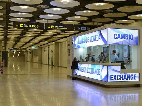 cambio de divisas aeropuerto de palma de mallorca