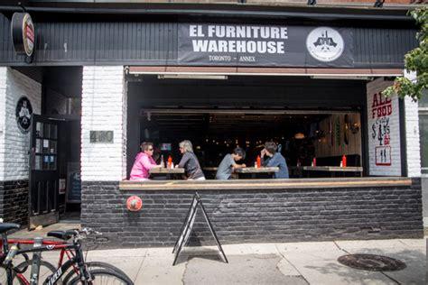 kitchen bar furniture el furniture warehouse blogto toronto