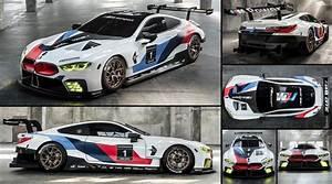 Bmw M8 2018 : bmw m8 gte racecar 2018 pictures information specs ~ Mglfilm.com Idées de Décoration