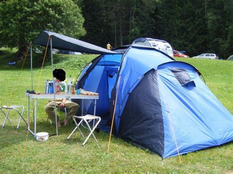 tente de cing 3 chambres sps team toile de tente 4 places