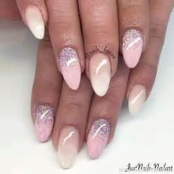fingernagel design bilder baby boomer nails showbiz