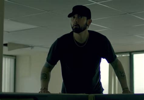 Eminem Releases First Video From Kamikaze