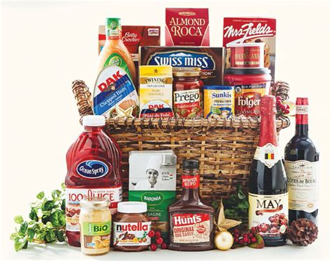 unique holiday gift baskets   loved