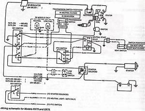 John Deere L130 Lawn Tractor Wiring Diagram
