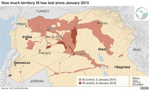 islamic state   crisis  iraq  syria  maps