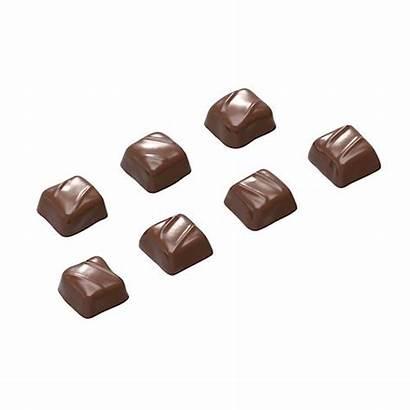 Chocoladevorm Vierkant Fig