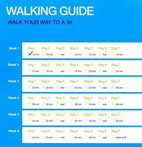 Walk A 5k Guide