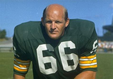 nfl hall  famer ray nitschke highlight footage
