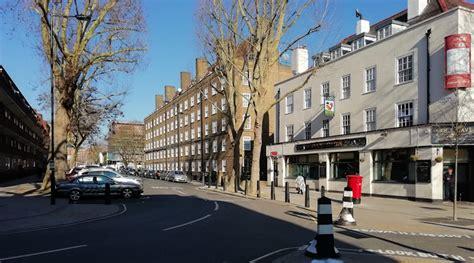 Somers Town   Hidden London