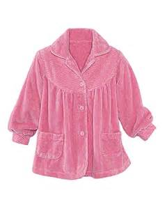 chenille bed jacket shop national