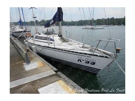 X102 Sailboat by X Yachts X99 In Port La For 234 T Sailboats Used 56495 Inautia