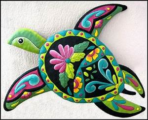 25 best ideas about painting metal on pinterest paint With best brand of paint for kitchen cabinets with sea turtle outdoor wall art