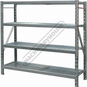 S014 - RSS-4WS Industrial Racking Steel Shelving