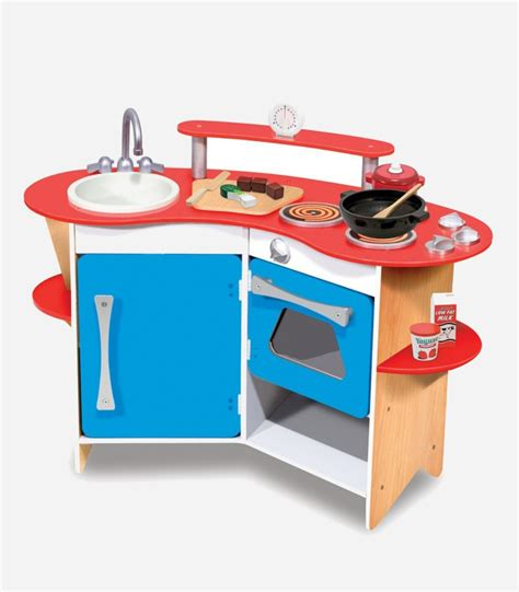 and doug play kitchen 5 wooden play kitchens that appeal to boys and