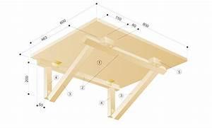 Küchentisch Selber Bauen : balkon wandklapptisch ~ Sanjose-hotels-ca.com Haus und Dekorationen