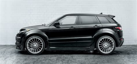 range rover evoque  door widebody hamann motorsport uk