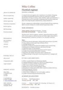 curriculum vitae civil engineer documents sle cv electrical engineer pdf enoteca la vigna