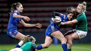 Le Pesq double fires France Women to bonus-point win over ...