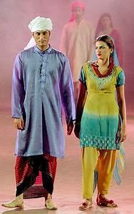 Traditional Dresses Of Punjab | Safdar Hussain