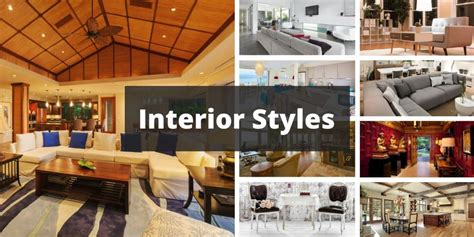 26 Lovely Types Of Interior Decor Styles HOME DECOR
