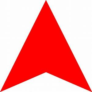 File:Red Arrow Up.svg - Wikipedia