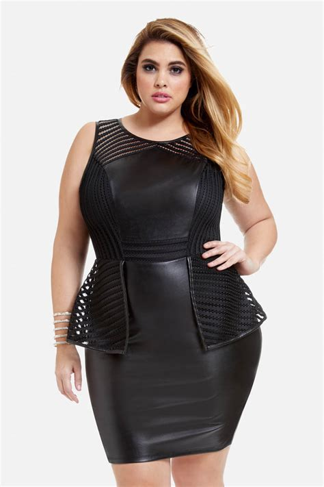 HD wallpapers plus size clothing for night out