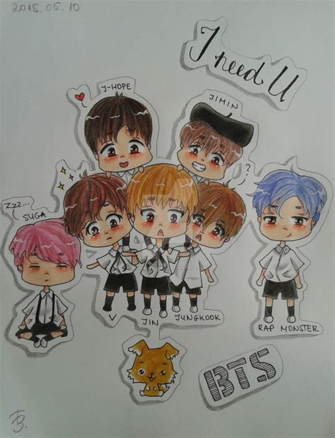 Best Bts Anime Drawings Ideas And Images On Bing Find What You