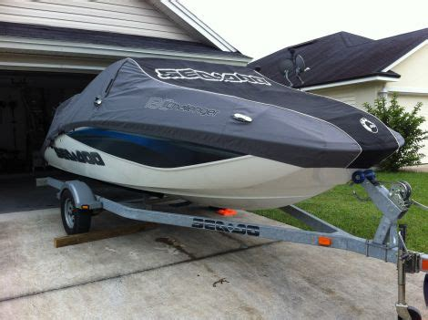 Sea Doo Boats For Sale In Jacksonville by 2008 Sea Doo 180 Challengar Se Power Boat For Sale In