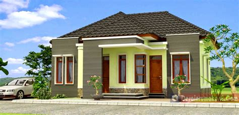 rumah simple tapi cantik desainrumahidcom