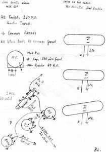 Wiring Diagram For Bill Lawrence Pickup