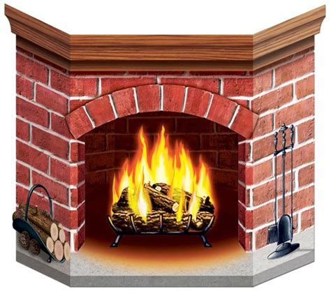 Cardboard Fireplace Decoration : Elliot Fireplaces
