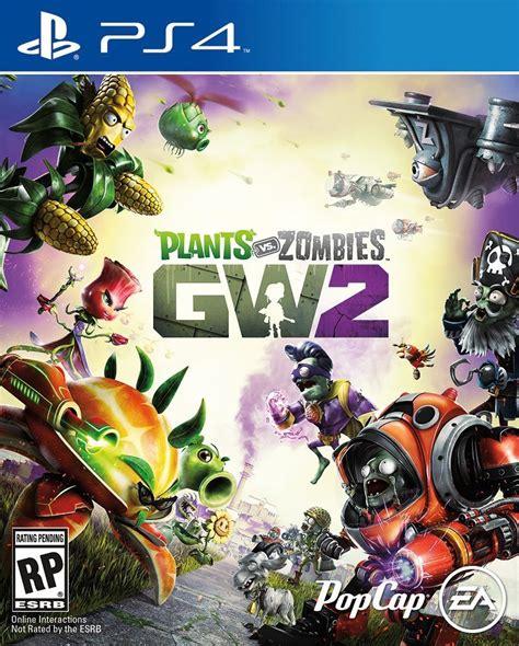 plants vs zombies 2 garden warfare plants vs zombies garden warfare 2 ps4 digital