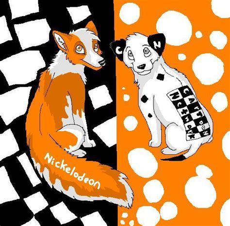 nickelodeon fox cartoon net work dog cartoon network